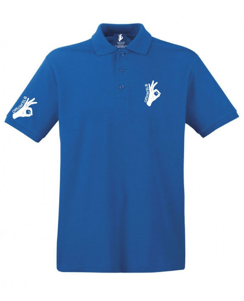 Hand Logo Polo Shirt Simply Loveleh Brotherhood